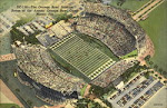 """The Orange Bowl Stadium, Scene of the Annual Orange Bowl Game, Miami, Fla."""
