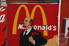 Lenin elige Mc Donalds
