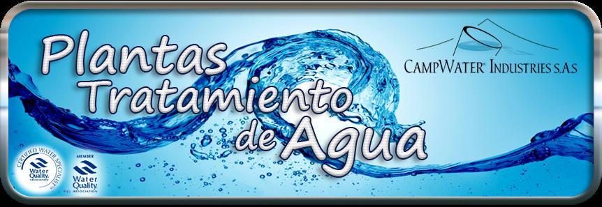 Plantas Tratamiento de Agua