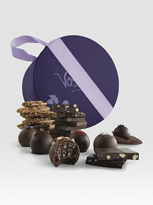 the amazing Vosges Hat Box