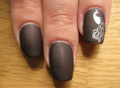 Essie Decadent Diva Essie Matte About You Bundle Monster plate BM15
