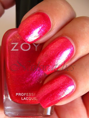 Zoya Gilda sparkle sparkles collection 2010