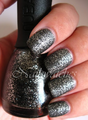 nubar knight's armor grey collection nailswatches nailpolish nail polish swatch matte essie matte about you mattified