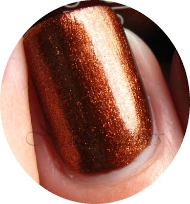 wet n wild color craze rustic nail polish nailswatches