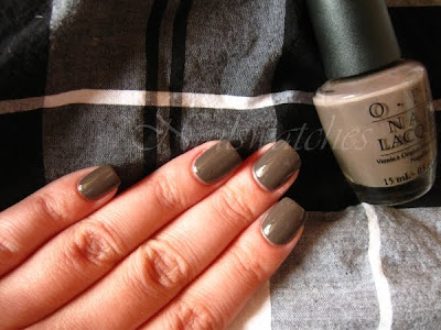 opi you don't know jacques ydkj taupe creme nail polish nailswatches