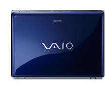 Sony VAIO type CR