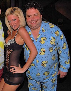 Republican Texas Congressman Blake Farenthold, prior to election