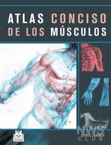 LIBRO DE: Atlas Conciso de los Músculos - Chris Jarmey