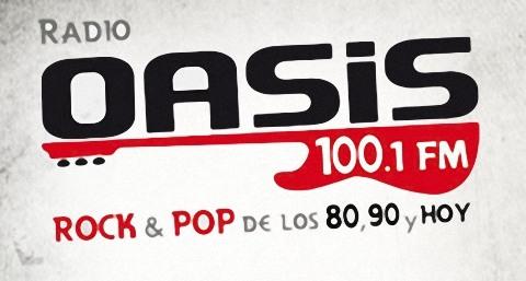 Radio OASIS 100.1 En vivo online - markitopoder.net
