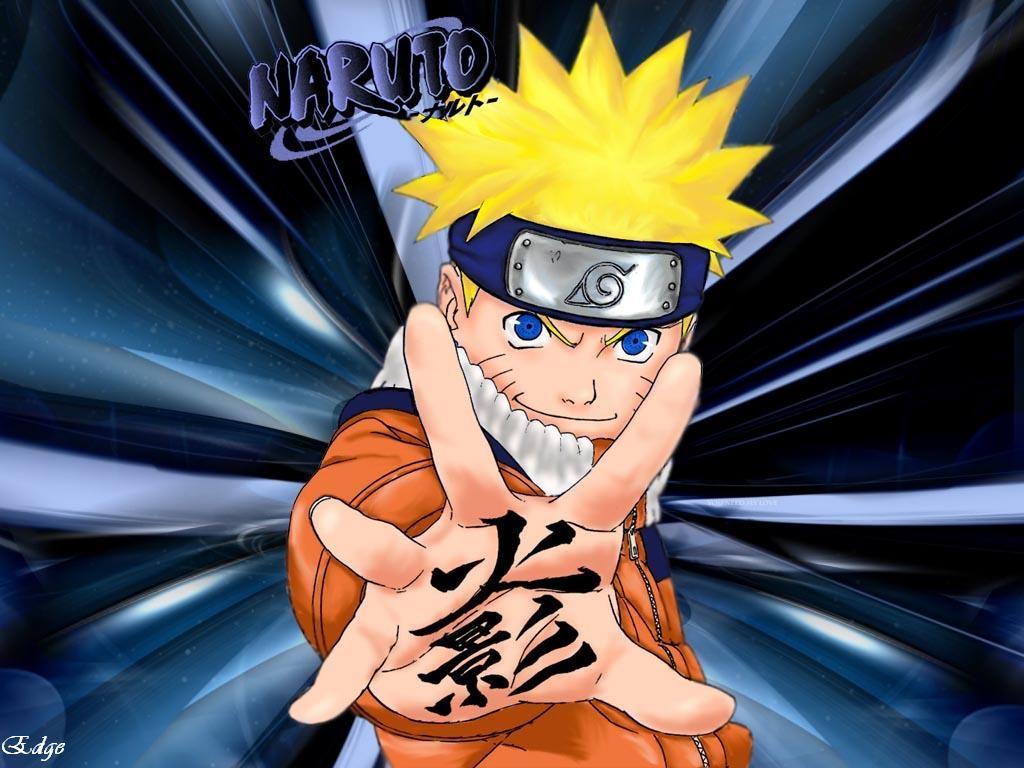 Naruto Wallpaper Uzumaki Naruto 1