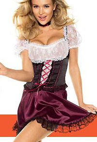 its almost time for halloween fredericks of hollywood has these really cute and sexy costumes