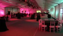 Dinner Tent @ Apollo Gala