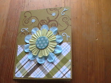 another card from card kit swap