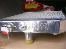 MINES radiater ALOI 40mm (RM 250)