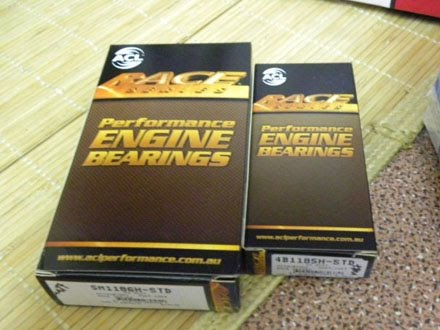 ACL Bearing RM 580