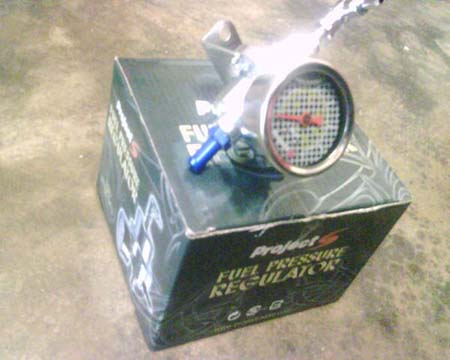 PRoject S Regulater RM290