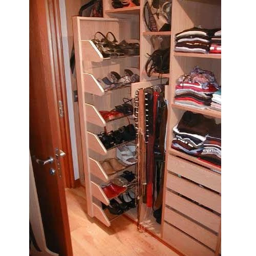 Duramuebles for Closet modernos con zapatera