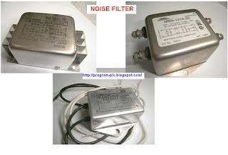 Noise Filter untuk PLC