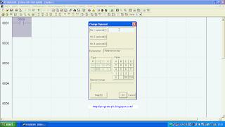 Membuat Tangga PLC PLC Keyence di Perangkat Lunak