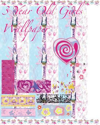 Wallpaper Girls Bedroom