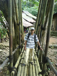 visiting baduy tribe