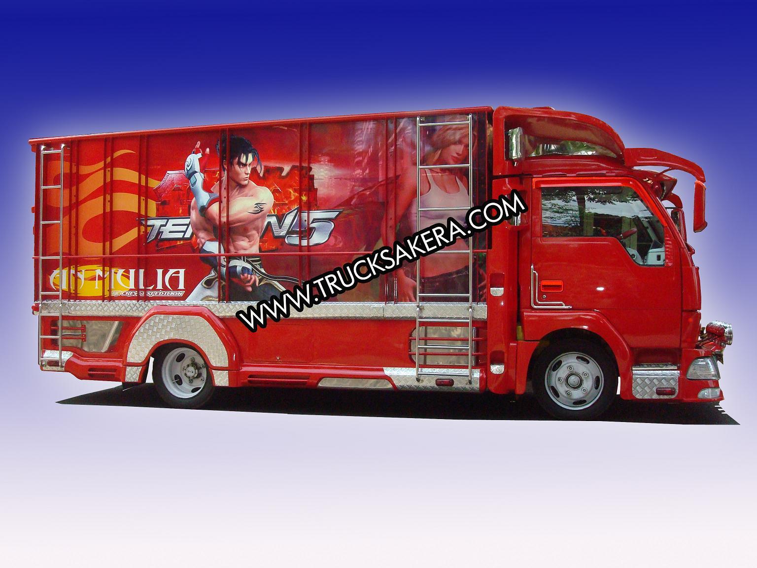 Beatiful Truck from Banjarnegara Indonesia part 1