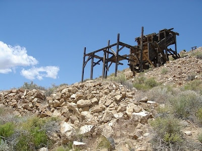 Eureka Mine, Death Valley