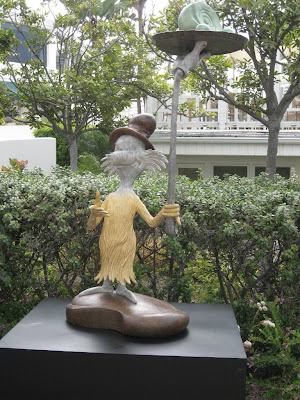 Dr. Seuss Traveling Sculpture Garden San Diego