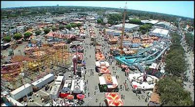 Orange County Fair 2009