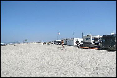 Silver Strand Beach San Diego