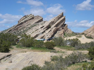 Vasquez Rocks Natural Area Park Los Angeles