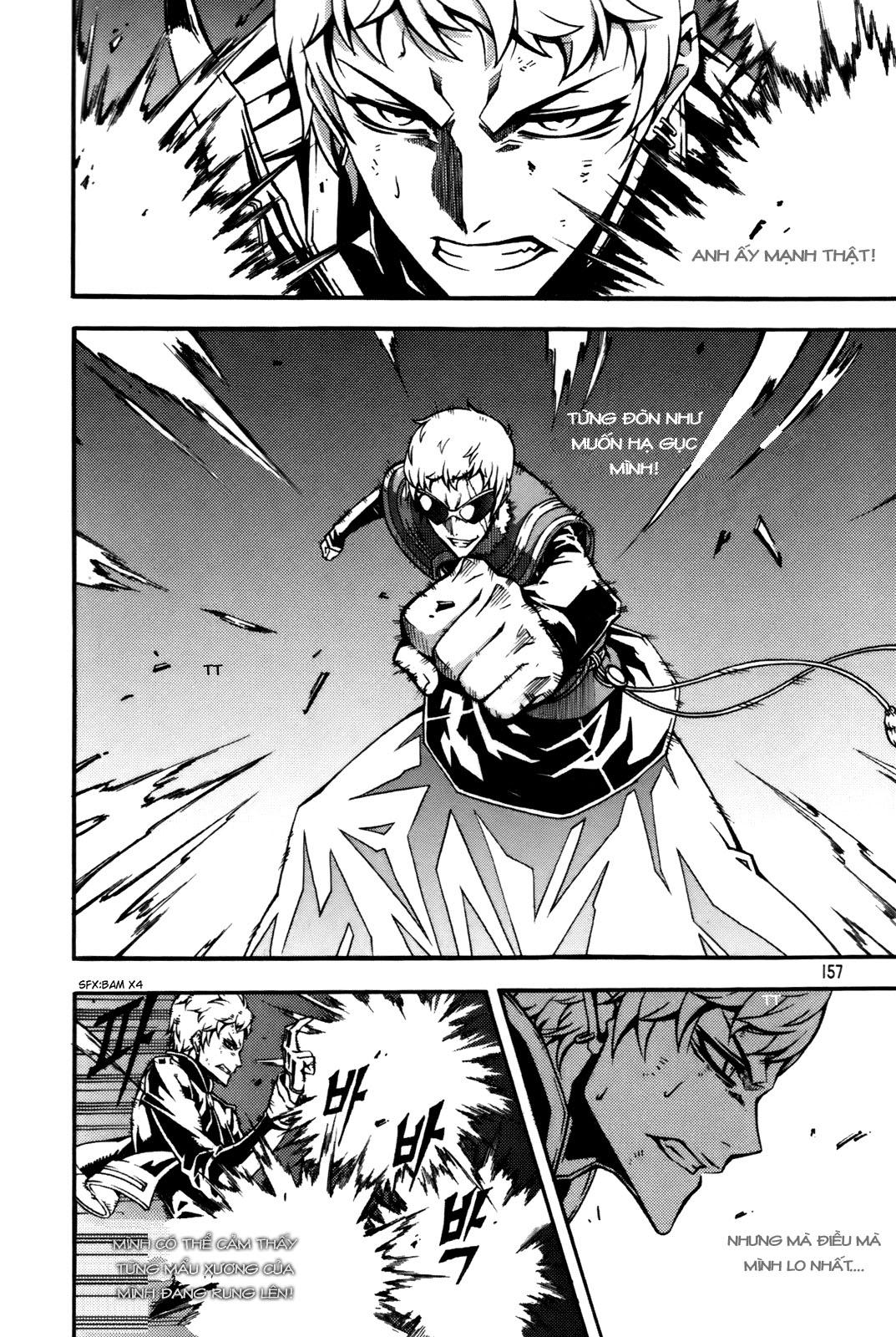 Witch Hunter – Thợ Săn Phù Thủy chap 58 Trang 8 - Mangak.info