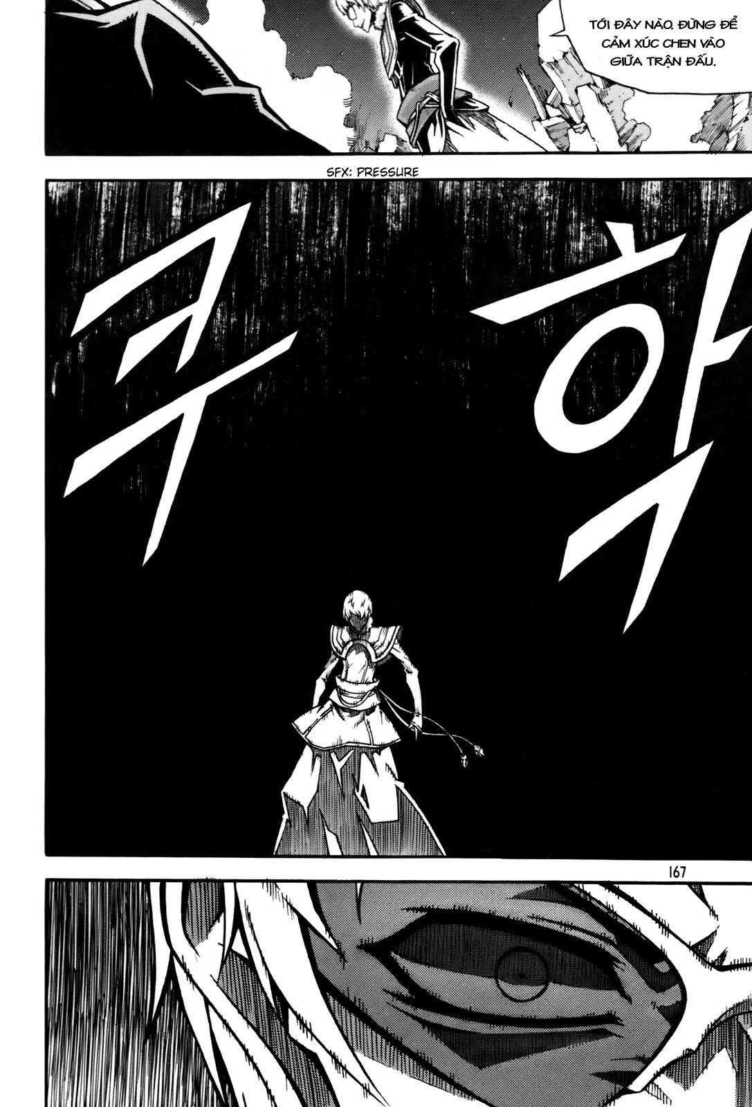 Witch Hunter – Thợ Săn Phù Thủy chap 58 Trang 18 - Mangak.info