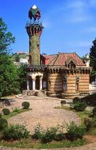 Capricho de Gaudi.