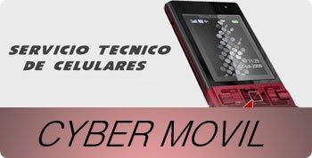 Sevicio técnico de celulares Ciber Movil