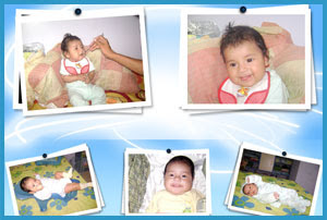 Fabricio - Happy Baby