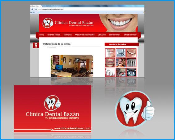Identidad Empresarial de la Clínica Dental Bazán