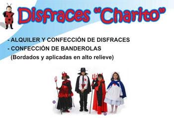 Disfraces Charito