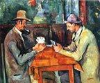 Los jugadores de naipes (1892) - Paul Cézanne (53)