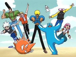 Bobobo, serie de animación de Yoshio Sawai