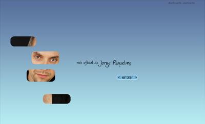 ver web Jorge Riquelme