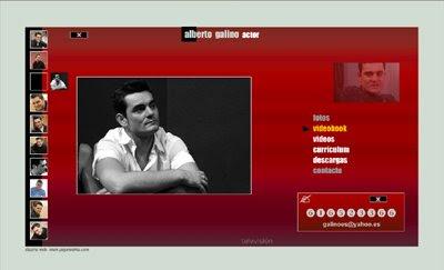 ver web Alberto Galino