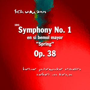 carátula Robert Schumann: Sinfonía nº 1 (por pepeworks)