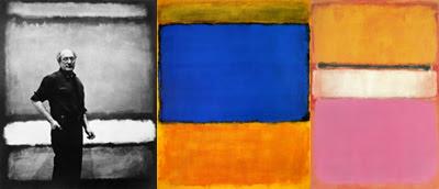 Mark Rothko y su obra