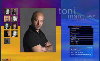 ver web Toni Márquez