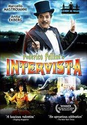 Entrevista (1987): una película de Federico Fellini