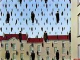 Golconda (1953) - René Magritte (55)