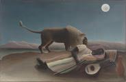 La gitana dormida (1897) - Henri Rousseau (53)