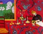 La habitación roja (1908) - Henri Matisse (39)