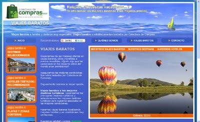 ver web de viajes baratos